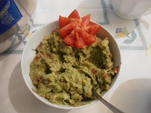 Algarve Mexican Food Catering: Guacamole