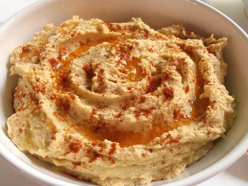Algarve Villa Catering: Hummus