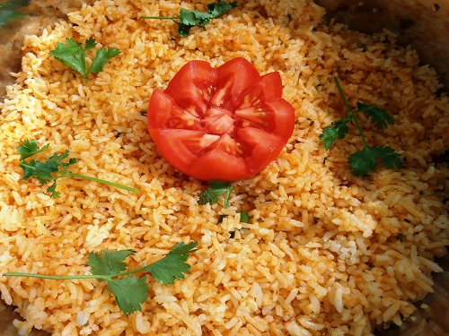 Algarve Mexican Food Catering: Mexican Rice