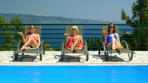 Villa Plus Commercial Filming