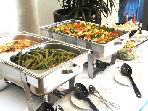 Private villa catering Algarve